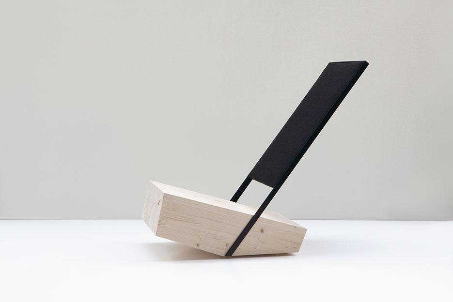KENO chair by Noora Liesimaa - Photo: Chikako Harada