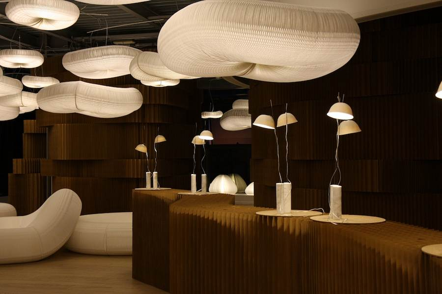 Molo furniture - Courtesy of Molo.
