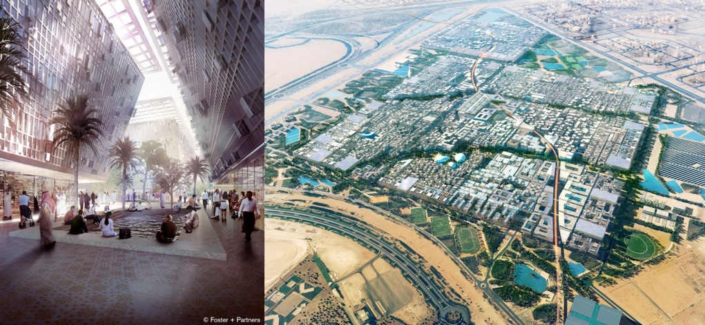 Masdar City _ Foster & Partners 02