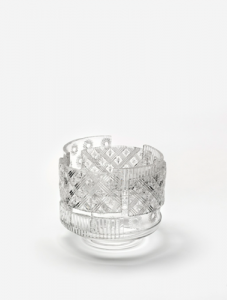 Patchwork Glass by Nendo
