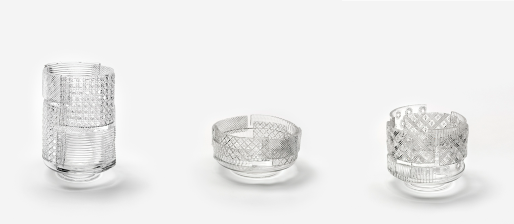 NENDO Patctwork Glass 01