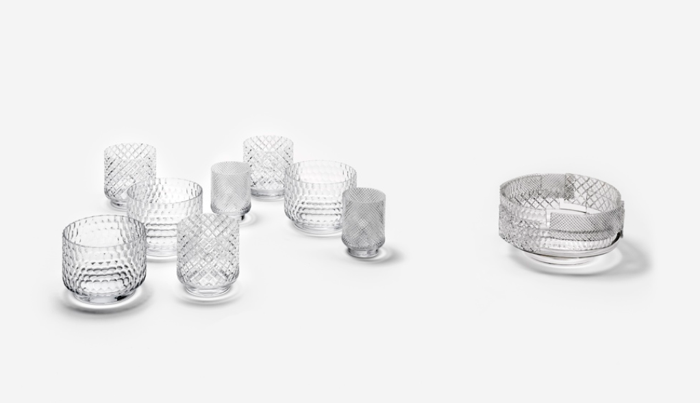 NENDO Patctwork Glass 02
