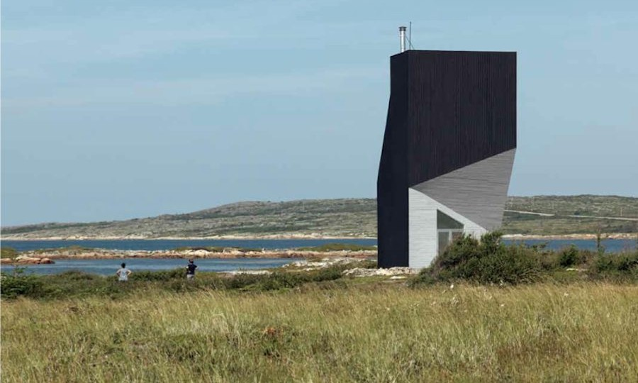 The Fogo Island Project – Tower studio