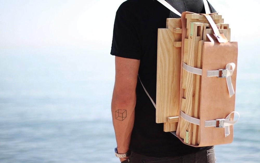 Nomadic chair by Jorge Penades 01