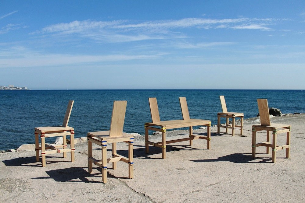 Nomadic chair by Jorge Penades 02