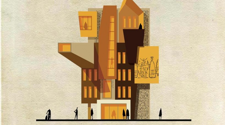 """""""Archist"""" by Federico Babina: Pablo Picasso"""