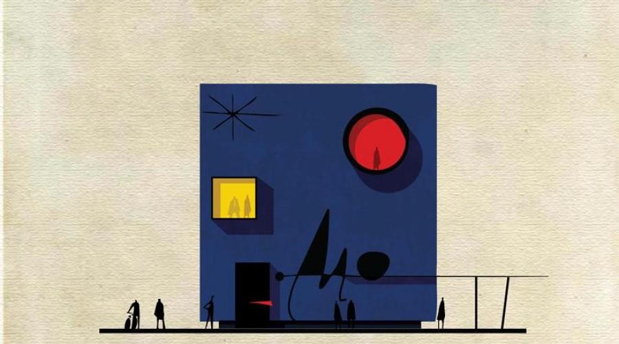 """Archist"" by Federico Babina: Joan Mirò"
