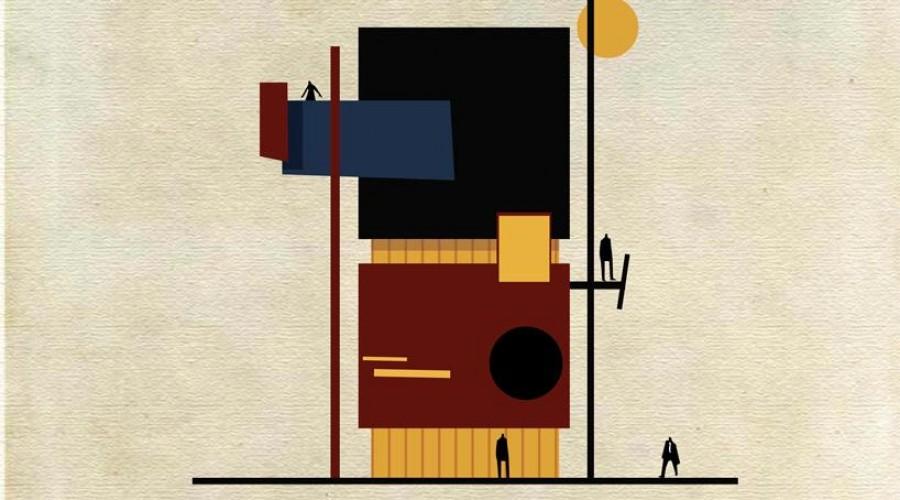 """Archist"" by Federico Babina: Malévich"
