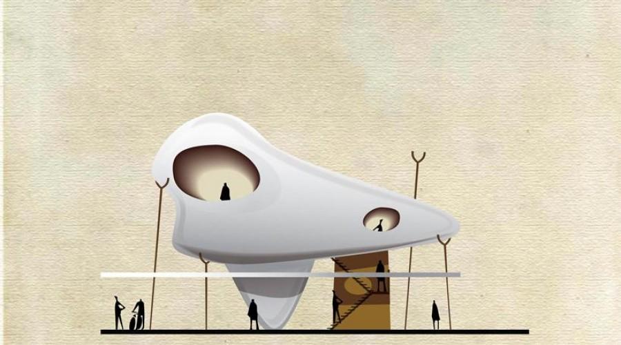 """Archist"" by Federico Babina: Salvador Dalì"