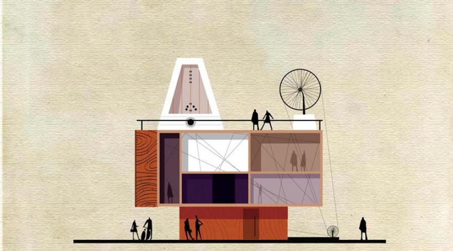 """Archist"" by Federico Babina: Marcel Duchamp"