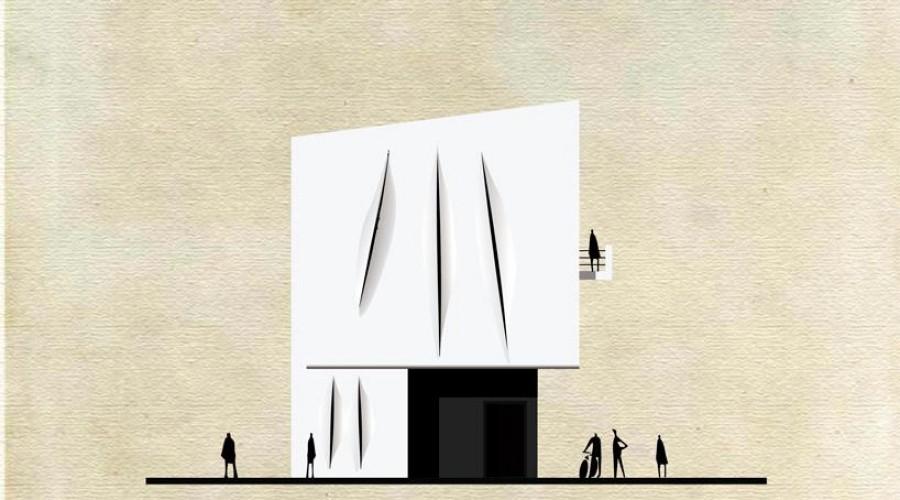 """""""Archist"""" by Federico Babina: Lucio Fontana"""