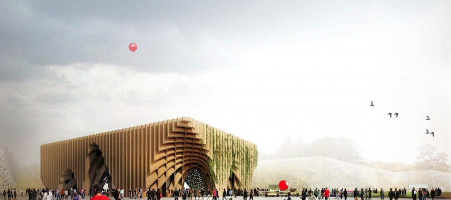 France Pavilion at Milan Expo 2015