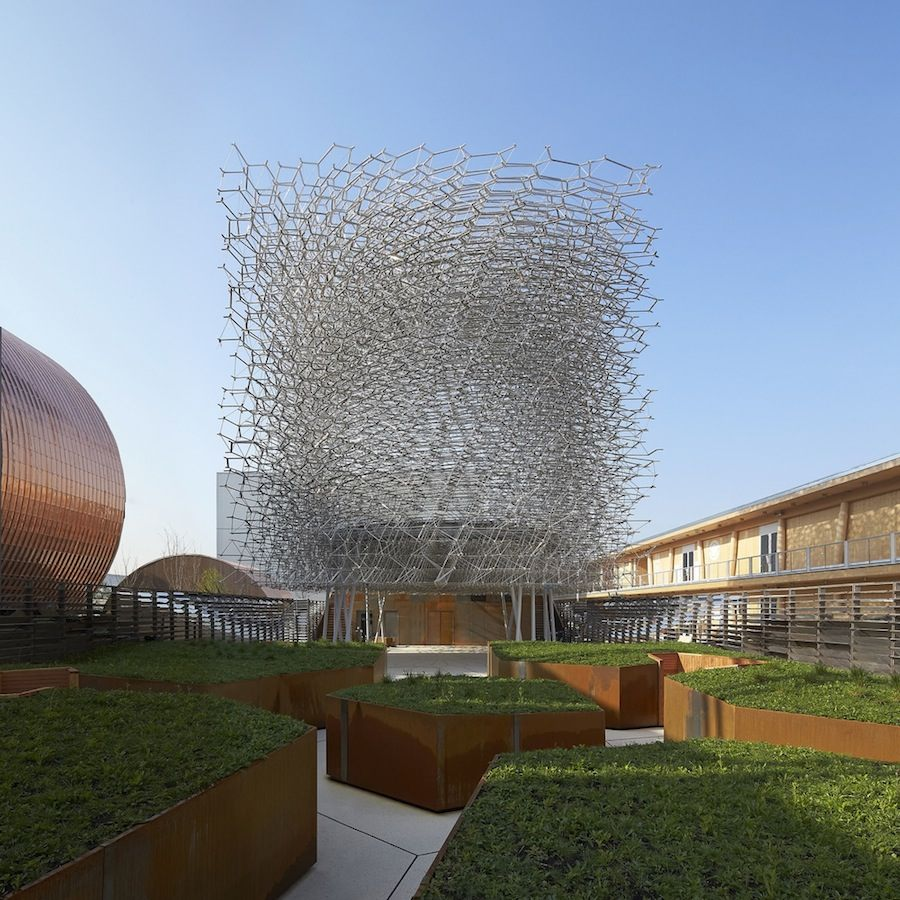 UK Pavilion at Expo Milano 2015 - ©Crown, Photo by Hufton Crow.
