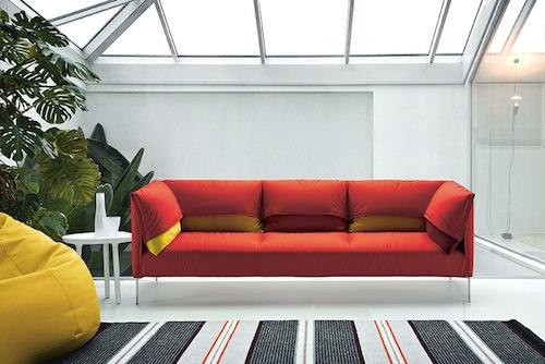 Zanotta Undercover sofa