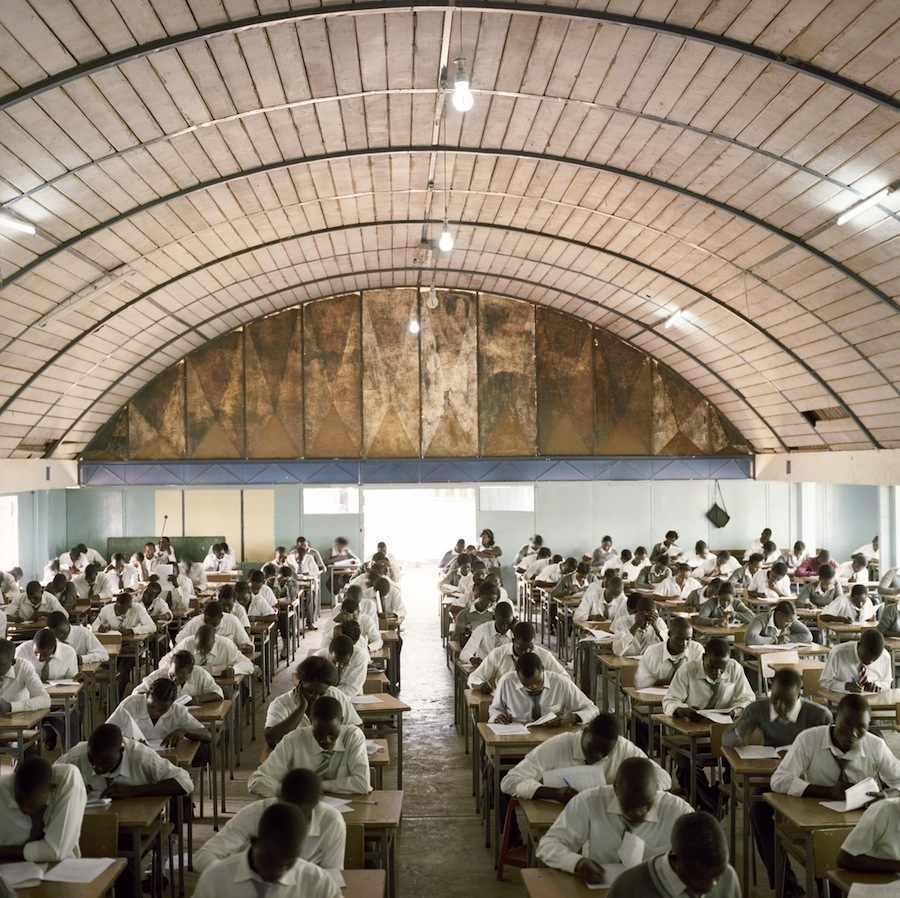 Zambia World Bank Education Project. Architect: Gunnar Hyll. Schools all over Zambia 1971-1978. Photo by Mette Tronvoll