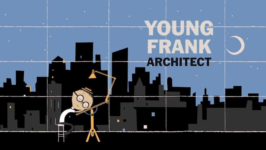 Archi-Comics: Young Frank