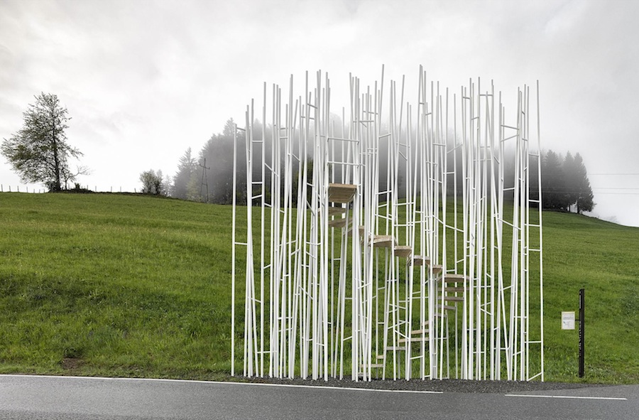 BUS:STOP Sou Fujimoto - © 2014 ADOLF BEREUTER, all rights reserved