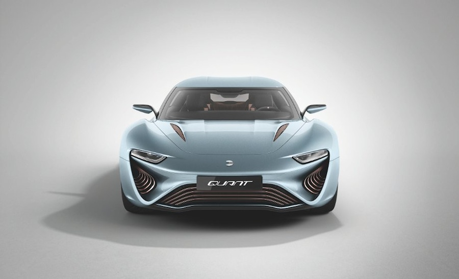 QUANT e-sportlimousine - Photos: courtesy of nanoFLOWCELL AG