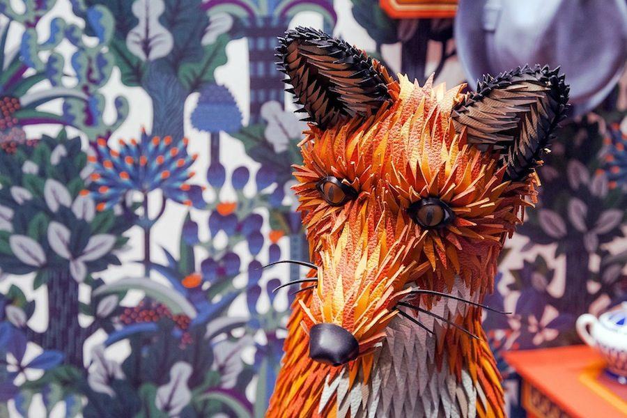 The Fox's Den by Zim Zou © Zim And Zou. Ph by Nacho Vaquero - Courtesy of Alexandra Bellon.