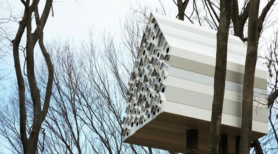 nendo birds apartment 01