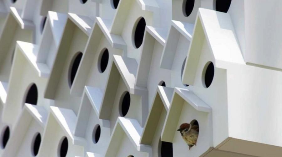 nendo birds apartment 02