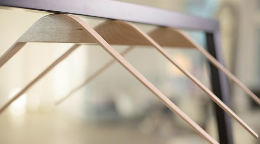 Cliq hangers by Flow Design