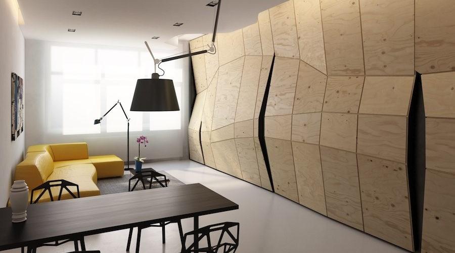 Vlad Mishin Trasfomer Apartment 01