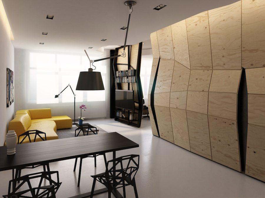 Vlad Mishin Trasfomer Apartment 02