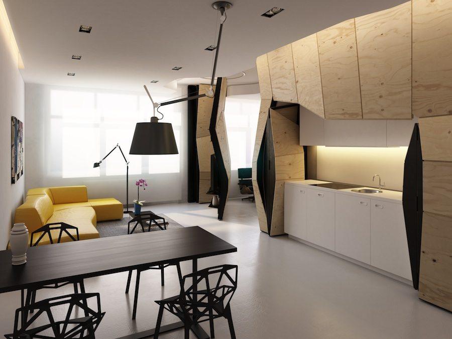 Vlad Mishin Trasfomer Apartment 03