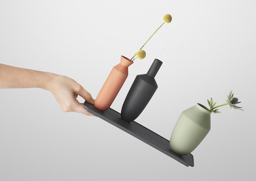 Muuto Balance vase set by Hallgeir Homstvedt