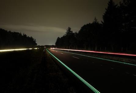 Glowing Highways
