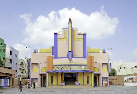 Vintage Indian Movie Theatres