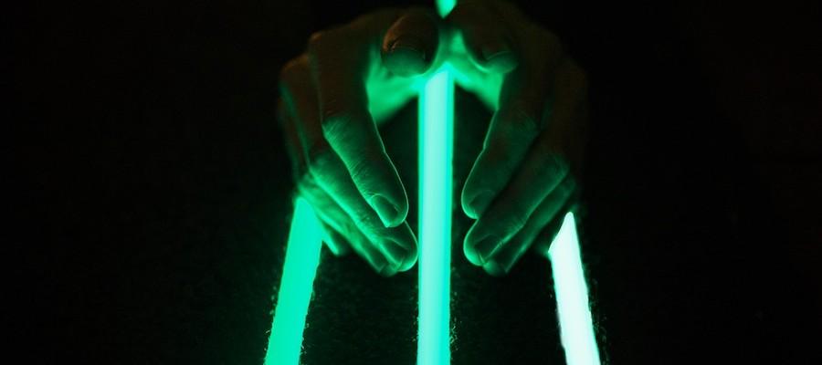 11 Glowing Lines Roosegaarde