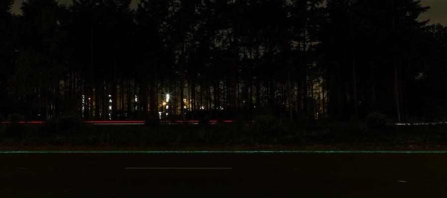 6 Glowing Lines Roosegaarde