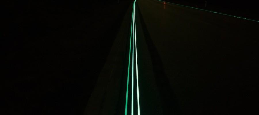 7 Glowing Lines Roosegaarde