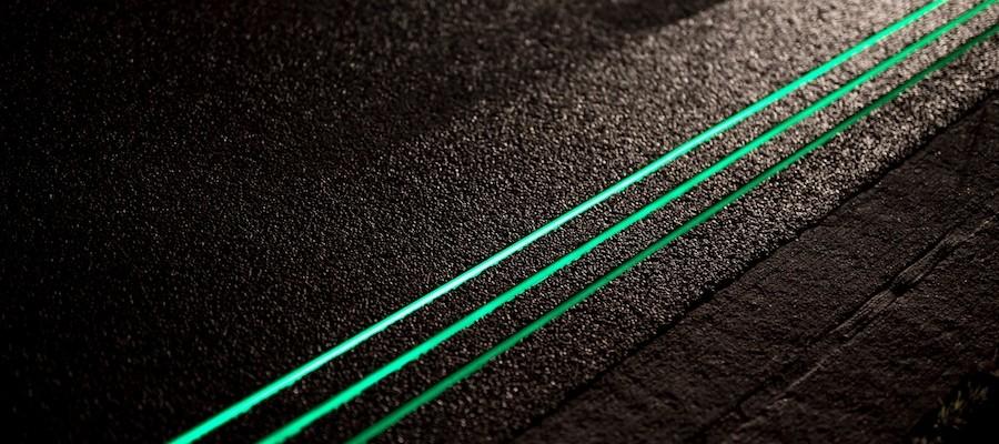8 Glowing Lines Roosegaarde
