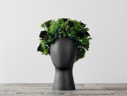 Wig Vase