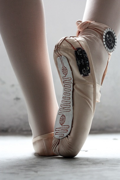 Design Ballet Shoes