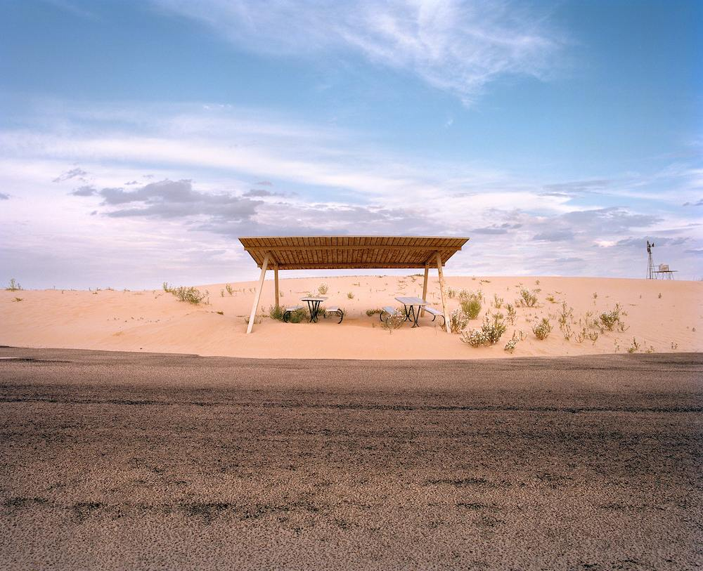 "Monahans Sandhills State Park, Texas: ""The Last Stop"". Photo by Ryann Ford"