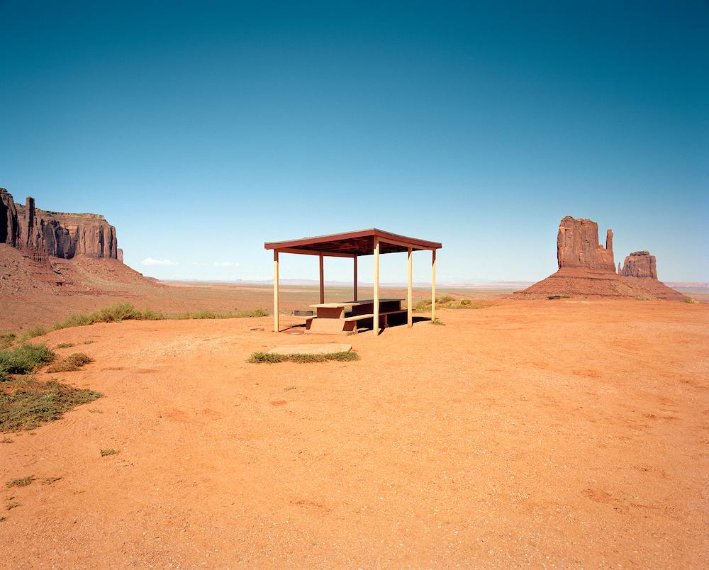 "Monument Valley, Arizona: ""The Last Stop"". Photo by Ryann Ford"