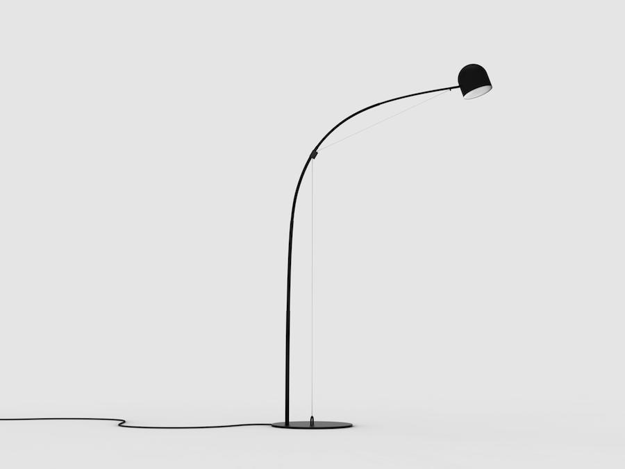 Muuto talent award - Nick Ross, Tension Lamp. Courtesy of Muuto