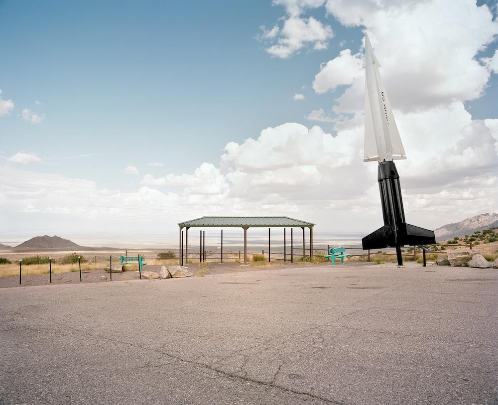 "Near Organ, New Mexico – U.S. 70: ""The Last Stop"". Photo by Ryann Ford"