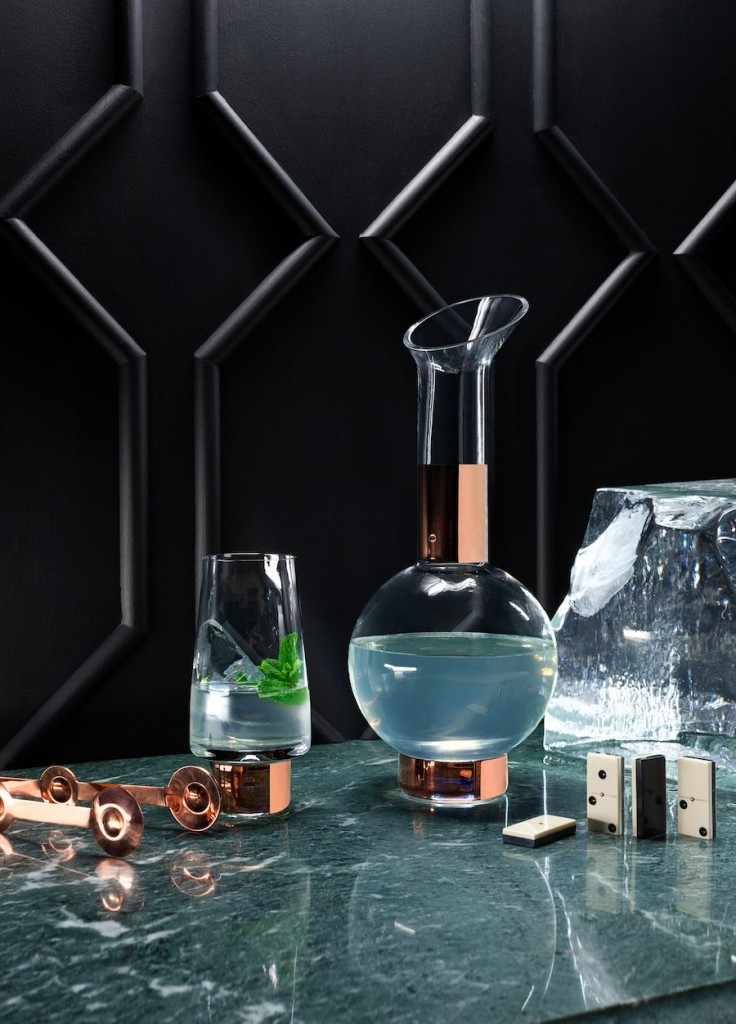 TANK vases - Courtesy of Tom Dixon.