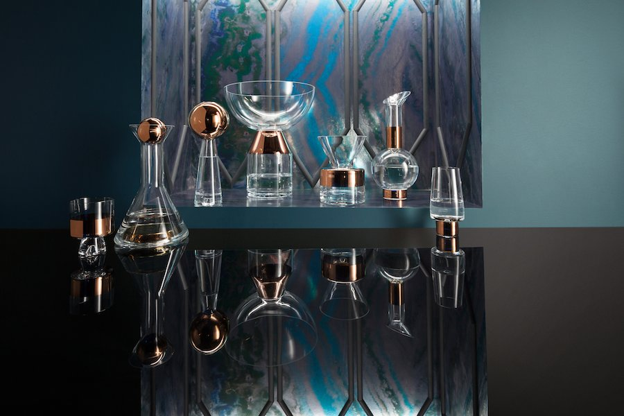 TANK vases - Courtesy of Tom Dixon.