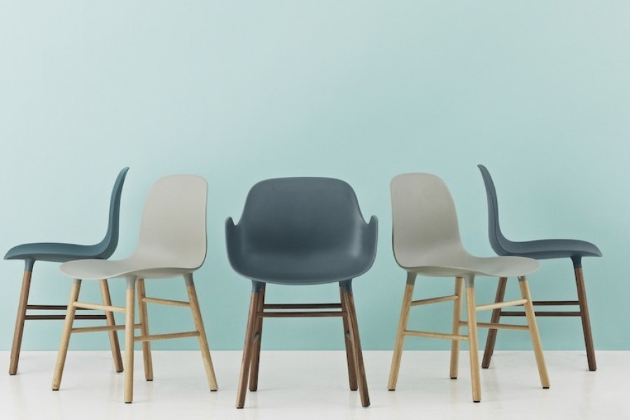 Form Chair – Simon Legald for Norman Copenhagen