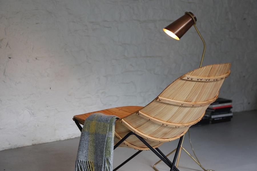 Ultimate Irish Design: Carvel Chair by déanta Design - Coutersy of DDCoI.