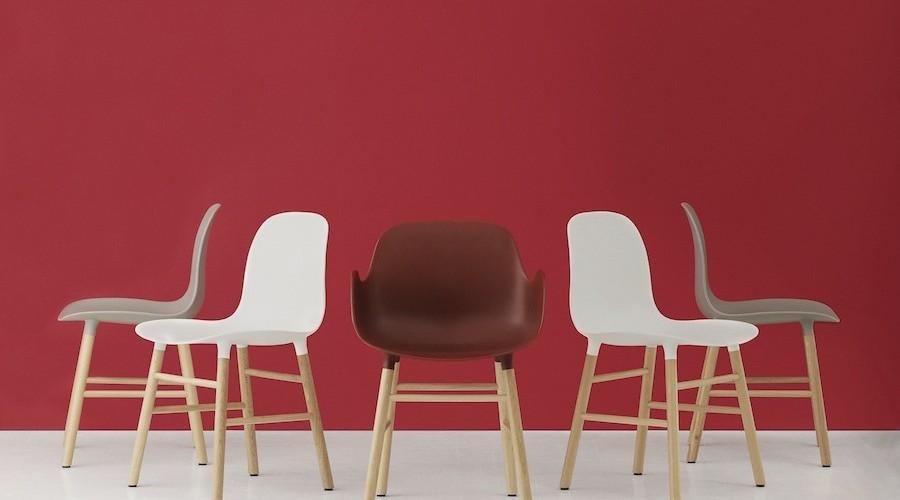 Form Chair – Simon Legald for Norman Copenhagen