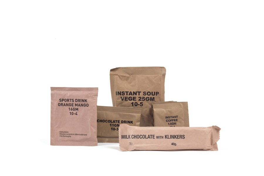 New Zealand military field ration