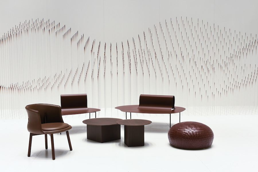 Chocolate Design by Nendo - © Anne-Emmanuelle Thion, courtesy of Maison Objet.