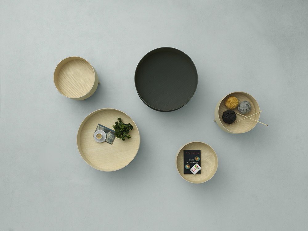 Bowl table, design by Andreas Engesvik - Courtesy of Fogia.